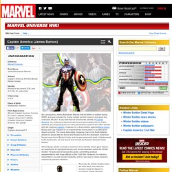 Captain America (James Barnes)