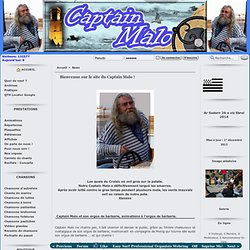 Captain Malo et son orgue de barbarie « News