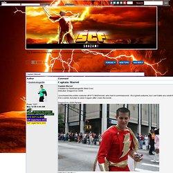Captain Marvel in Shazam! Forum