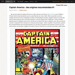 Captain America : des origines mouvementées #1