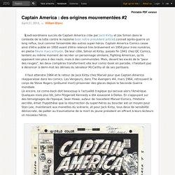 Captain America : des origines mouvementées #2