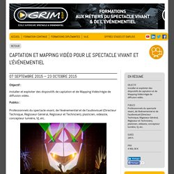 _captation-mapping-video