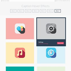 Caption Hover Effects - Demo 7
