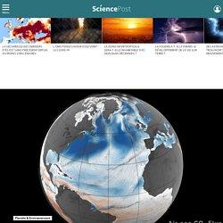 VIDÉO : une vue captivante des échanges de CO2 entre l'atmosphère et l'océan