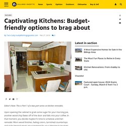 Captivating Kitchens: Budget-friendly options to brag about