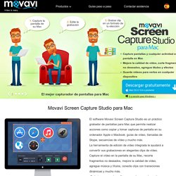 Movavi Screen Capture para Mac