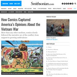 How Comics Captured America's Opinions About the Vietnam War