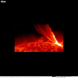 NASA's SDO Captures a Monster Prominence [video]