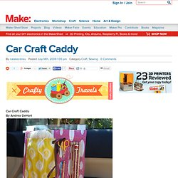 Car Craft Caddy