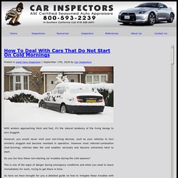 Car Won't Start in Cold? Causes, Symptoms, & How to Fix