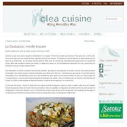 La Carabaccia : recette toscane