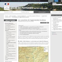 Les caractères de l'agglomération lavalloise - Atlas de Paysage des Pays de la Loire