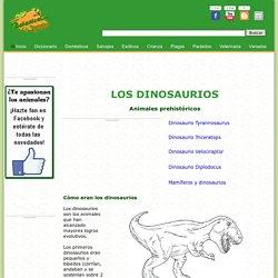 Características de los dinosaurios