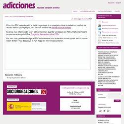 Características farmacológicas de las drogas recreativas (MDMA y otras anfetaminas, Ketamina, GHB, LSD y otros alucinógenos)