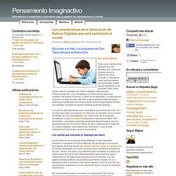 Las características de la Generación de Nativos Digitales que está cambiando al mundo