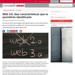 Web 3.0: diez características que te permitirán identificarla