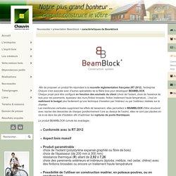 les caractéristiques et les avantages du madrier Beamblock