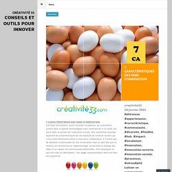 7 caractéristiques des hubs d'innovation