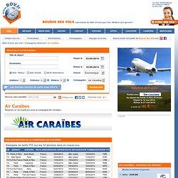 Air Caraïbes (TX) - Réservez un vol Air Caraïbes au meilleur prix