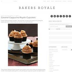 Caramel Cappucino Royale Cupcakes