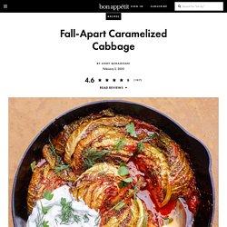Caramelized Cabbage Recipe