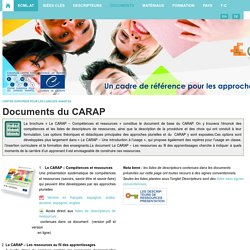 CARAP > Documents