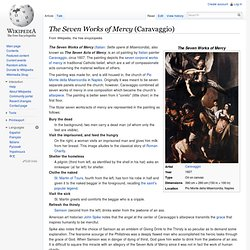 The Seven Works of Mercy (Caravaggio)