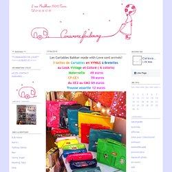 CARAVANE FAUBOURG - Boutique ludique et poétique à Paris pour les enfants: cartables