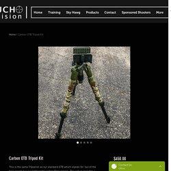Lightweight Tripod Kit for Long Range Shooting
