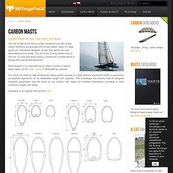 Carbon Masts