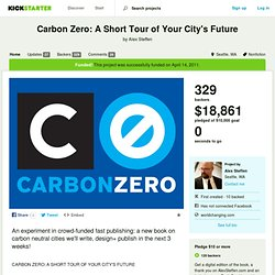 Carbon Zero: A Short Tour of Your City's Future by Alex Steffen
