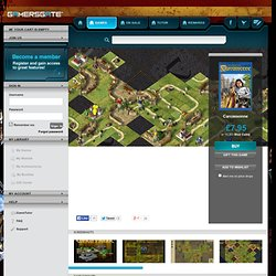 Carcassonne on GamersGate