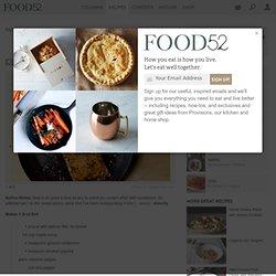 Maple-Cardamom Glazed Salmon recipe on Food52