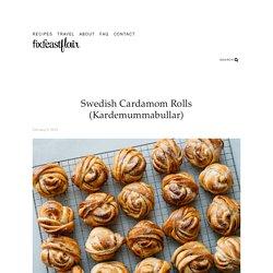 Swedish Cardamom Rolls (Kardemummabullar) — Fix Feast Flair