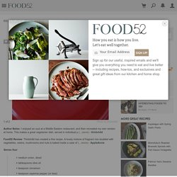 Cardamom-scented Ouzi recipe on Food52.com