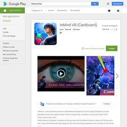 InMind VR (Cardboard) – Applications Android sur Google Play