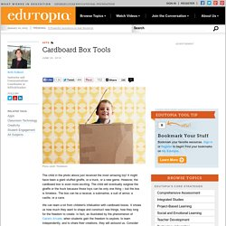 Cardboard Box Tools