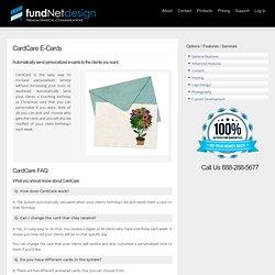 CardCare E-Cards