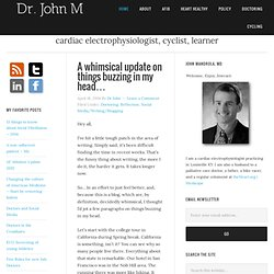 Dr John M – Heart Rhythm, Medicine, and Health