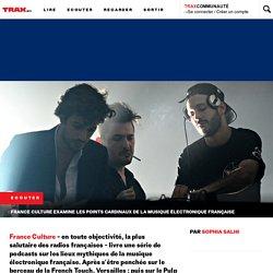 France Culture examine les points cardinaux de la musique électronique française