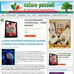 Le jeûne intermittent contribuerait à prévenir le diabète et les maladies cardiovasculaires