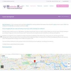 Career development – Maninder Kaur