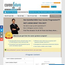 Career Guidance for Professionals