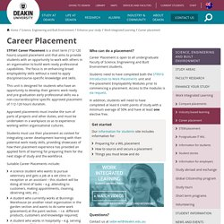 Career Placement