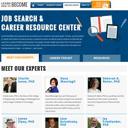 Career Toolkit & Resource Center