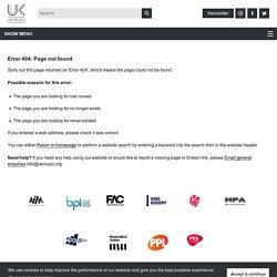 Careers Advice - UK Music