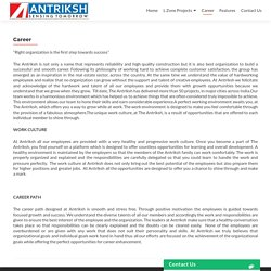 Careers : Why Antriksh Group is best for Your Flats