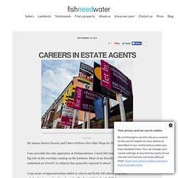 Careers in Estate Agents