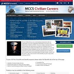 Careers - Marine Corps Community