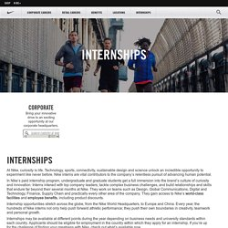 Careers at Nike